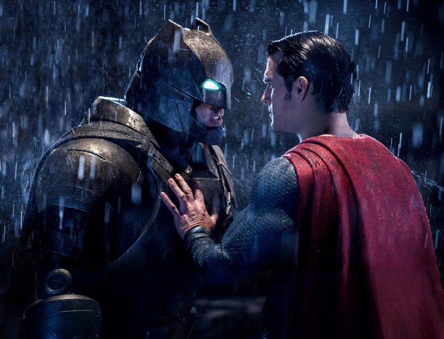 Batman vs Superman Makes $500M Internationally