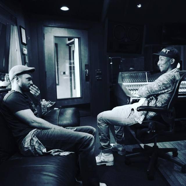 Justin Timberlake teases new album