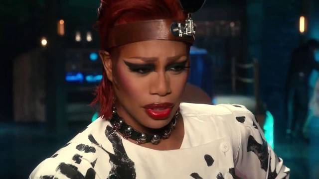 Listen to Laverne Cox's 'Sweet Transvestite' from The Rocky Horror Picture Show