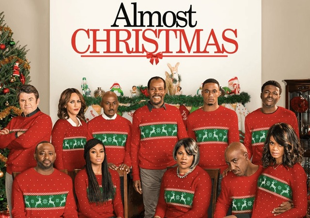 Mo'Nique brings the cheer to 'Almost Christmas'